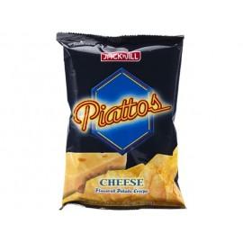 Chipsuri din cartofi cu branza Piattos 85g