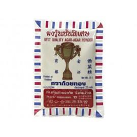 Agar Agar 25g - Gold Cup