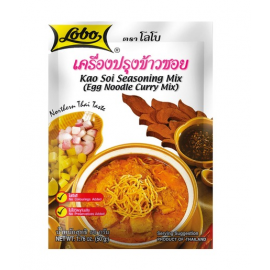 Sos Curry Kao Soi 50g - Lobo