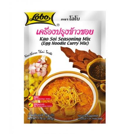 Sos Curry Kao Soi 50g