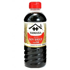 Soy Sauce Fancy 500ml - Yamasa