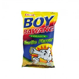 Fried Corn Garlic 100g - Boy Bawang