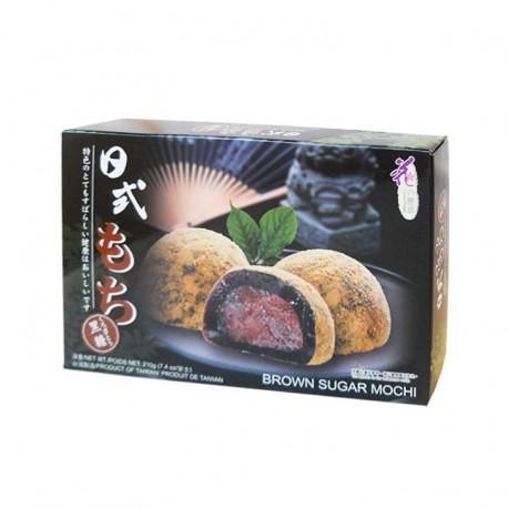 Prajituri Mochi cu zahar brun 210g