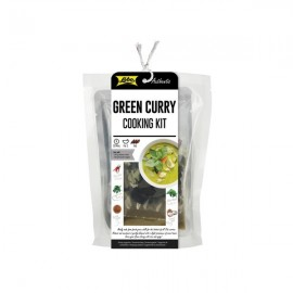 Kit de gatit pentru Curry verde 253g - Lobo