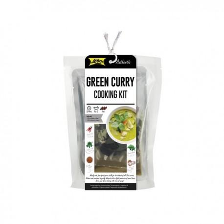 Kit de gatit pentru curry verde 253g