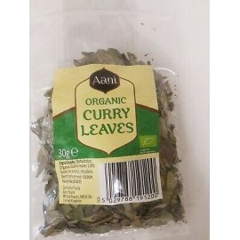 Frunze de Curry Bio 30g - Aani