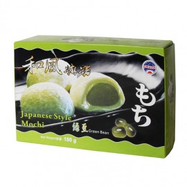 Prajituri Mochi cu fasole verde 180g - Sun Wave