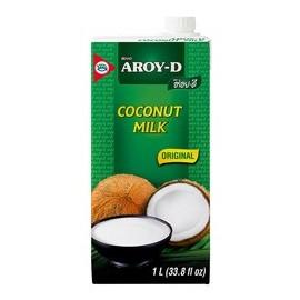 Lapte de cocos 17,5 % 1L - Aroy-D