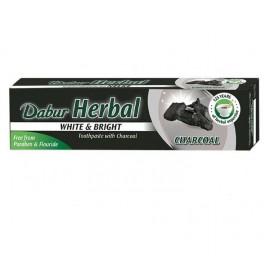 Pasta de dinti din plante cu carbune 100ml - Dabur