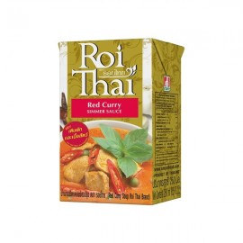 Curry rosu Thailanda 250g - Roi Thai