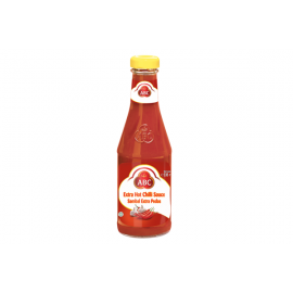 Extra Hot Chilli Sauce 335ml - ABC