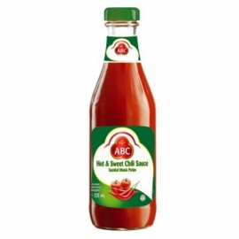 Sos Chilli Hot & Sweet 335ml - ABC