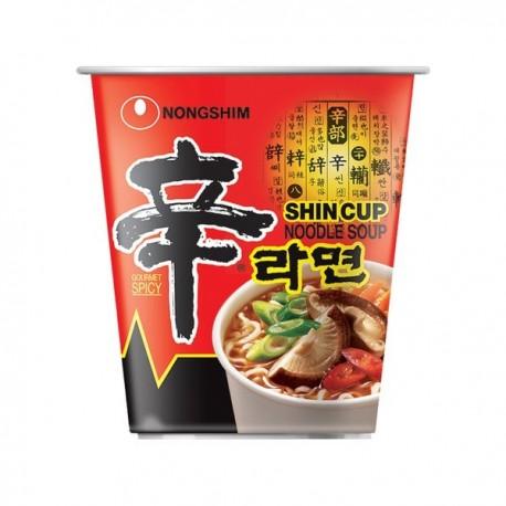 Taitei instant Ramen Shin Hot & Spicy 86g
