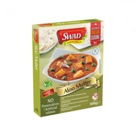 Aloo Mutter (gata de mancat) 300g - Swad