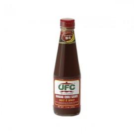 Sos de banane Hot 320g - UFC