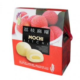 Mochi cu Lychee 300g - Loves Flower