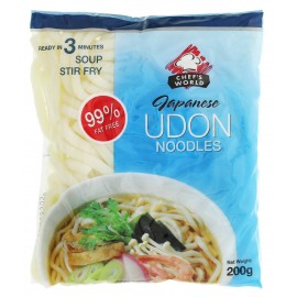 Taitei Udon Fresh 200g -Chef's World