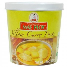 Pasta Curry galben 400g - Mae Ploy