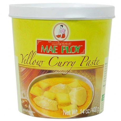 Pasta Curry galben 400g