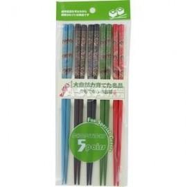 Betisoare Chopsticks Japoneze 5 Buc