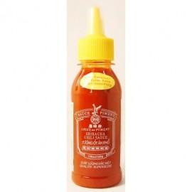 Sriracha Chilli Sauce Ext Hot 136ml - EAGLOBE
