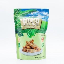 Rulouri din orez cu pandan 100g - Coco