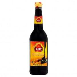 Sos de soia mediu-dulce 620 ml - ABC
