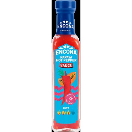 Sos Hot Pepper cu Papaya 142ml - Encona