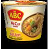 Supa instant cu pui si Curry (Pahar) 60g - ABC
