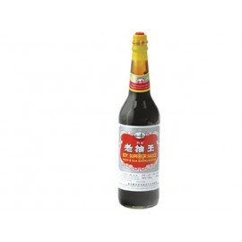 Sos de soia Dark 600ml - Haiyin Bridge