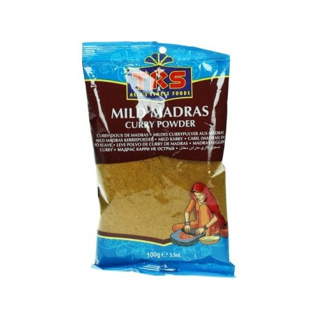 Curry pudra 100g