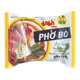 Supa instanta cu aroma de vita PHO BO 55g - Mama