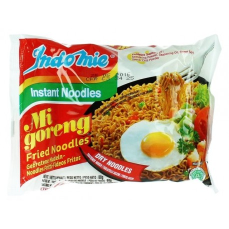 Supa instant Mi Goreng 80g