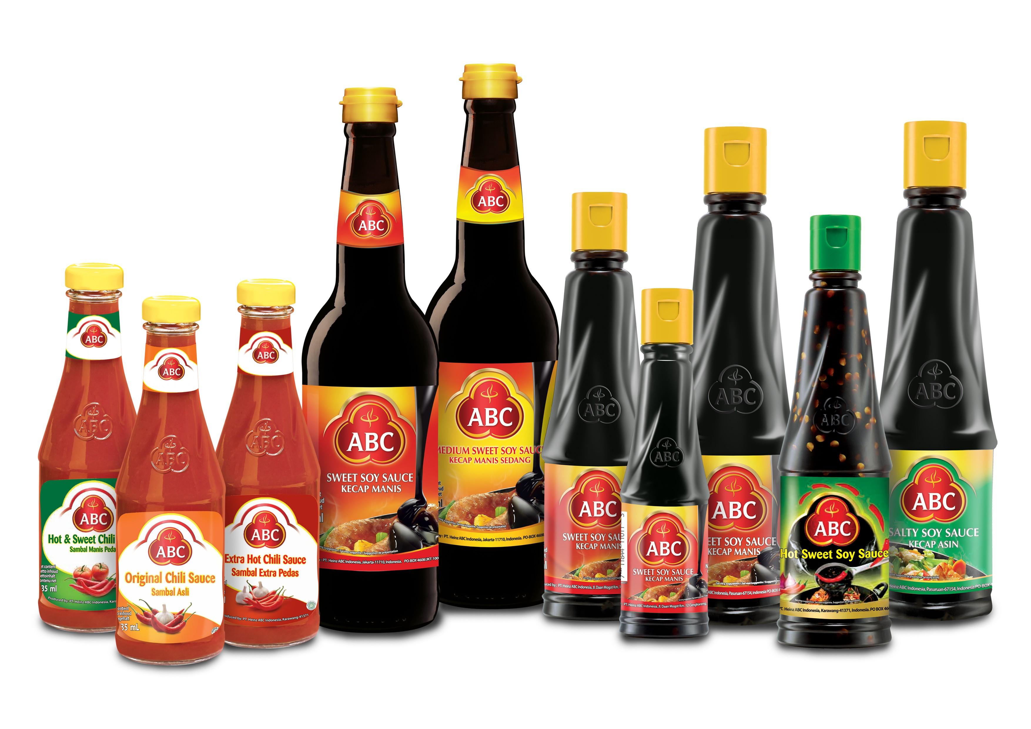 Sosuri Heinz Indonezia