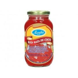 Gel de cocos rosu 340g - Monika