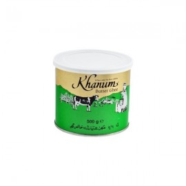 Pure Ghee Butter 500g - Khanum