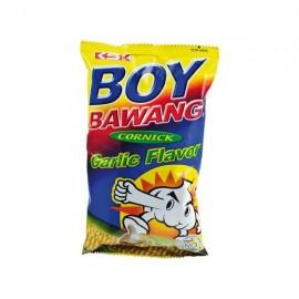 Chipsuri de porumb cu aroma de usturoi 100g - Boy Bawang
