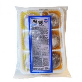 Мочи торти с лилав йом и таро 230гр - Слънце вълна