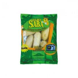 Banane intregi inabusite la abur si congelate 454g - Golden Saba