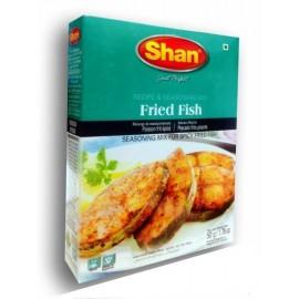 Condimente pentru peste prajit 50g - Shan