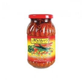 Morcovi murati cu chilli 500g - Mother's Recipe