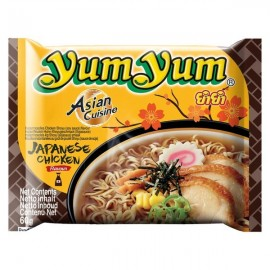 Supa instant Shoyu cu pui 60g - Yum Yum