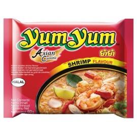 Supa instant cu creveti 60g - Yum Yum