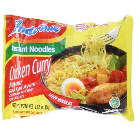 Instant Noodles Chicken Curry 80g - Indomie