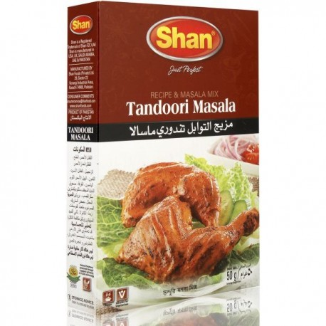 Condimente Tandoori Masala 50g