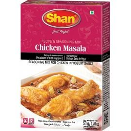 Condimente pentru pui Masala 50g - Shan