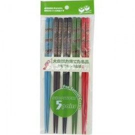 Japanese Chopsticks (5 colour)