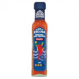 Sos Hot Pepper Original 142ml - Encona
