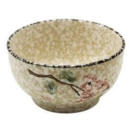 Bol din ceramica ( Design coreean ) 13.7cm