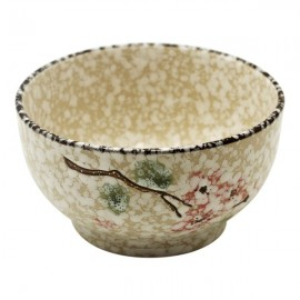 Ceramic Bowl Snow (13/7 cm)